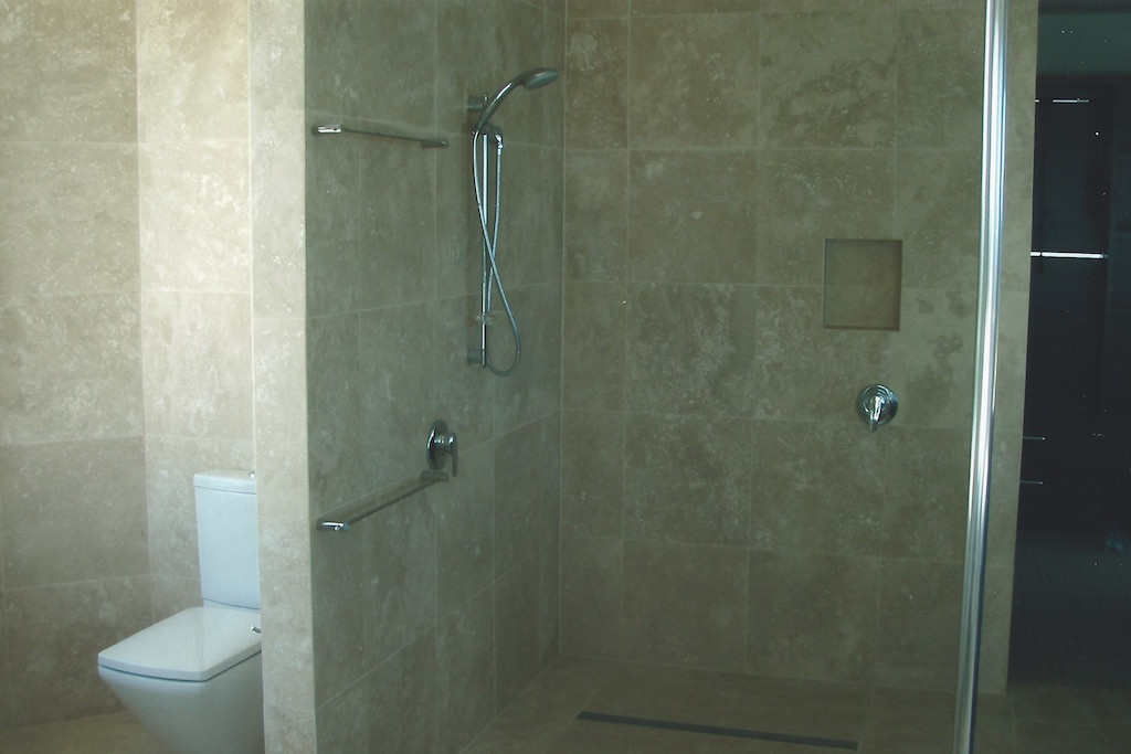 Apartment Shower Renovation