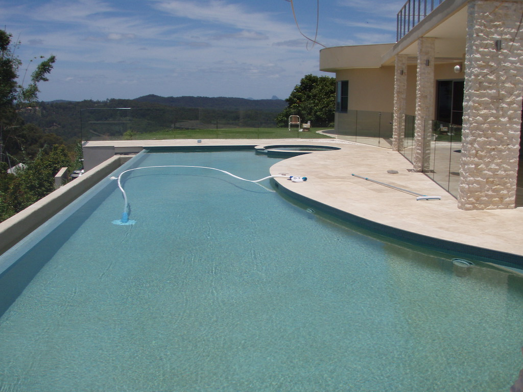 Pool And Surround Tiling